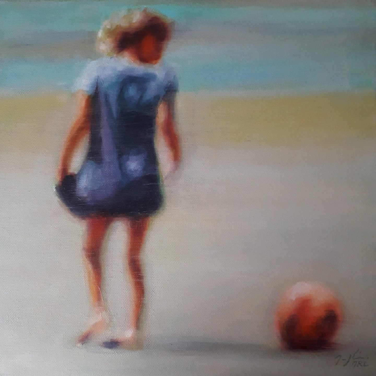 Maryline Mercier - Hésitation