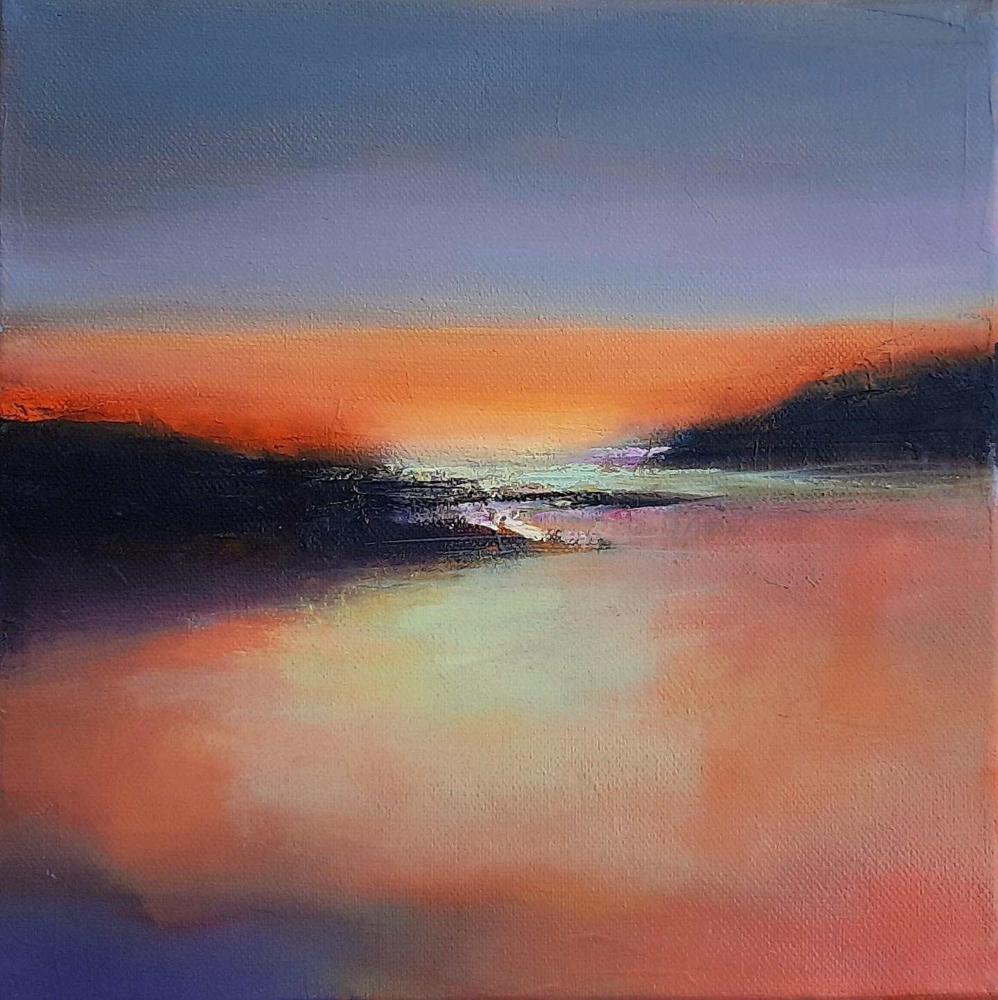 Maryline Mercier - Color Memory-Myrtille-Abricot