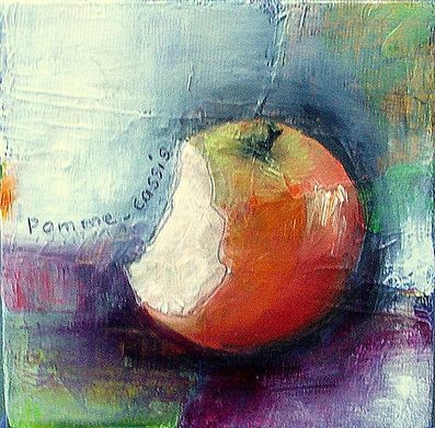 maryline mercier - Pomme Cassis