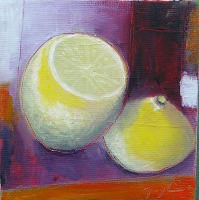 maryline mercier - Old lemon