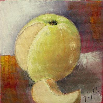 maryline mercier - Golden pomme