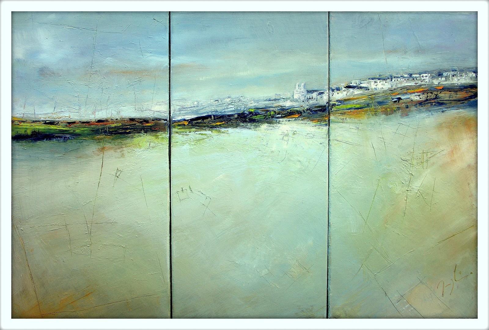 maryline mercier - Landscape-triptyque.