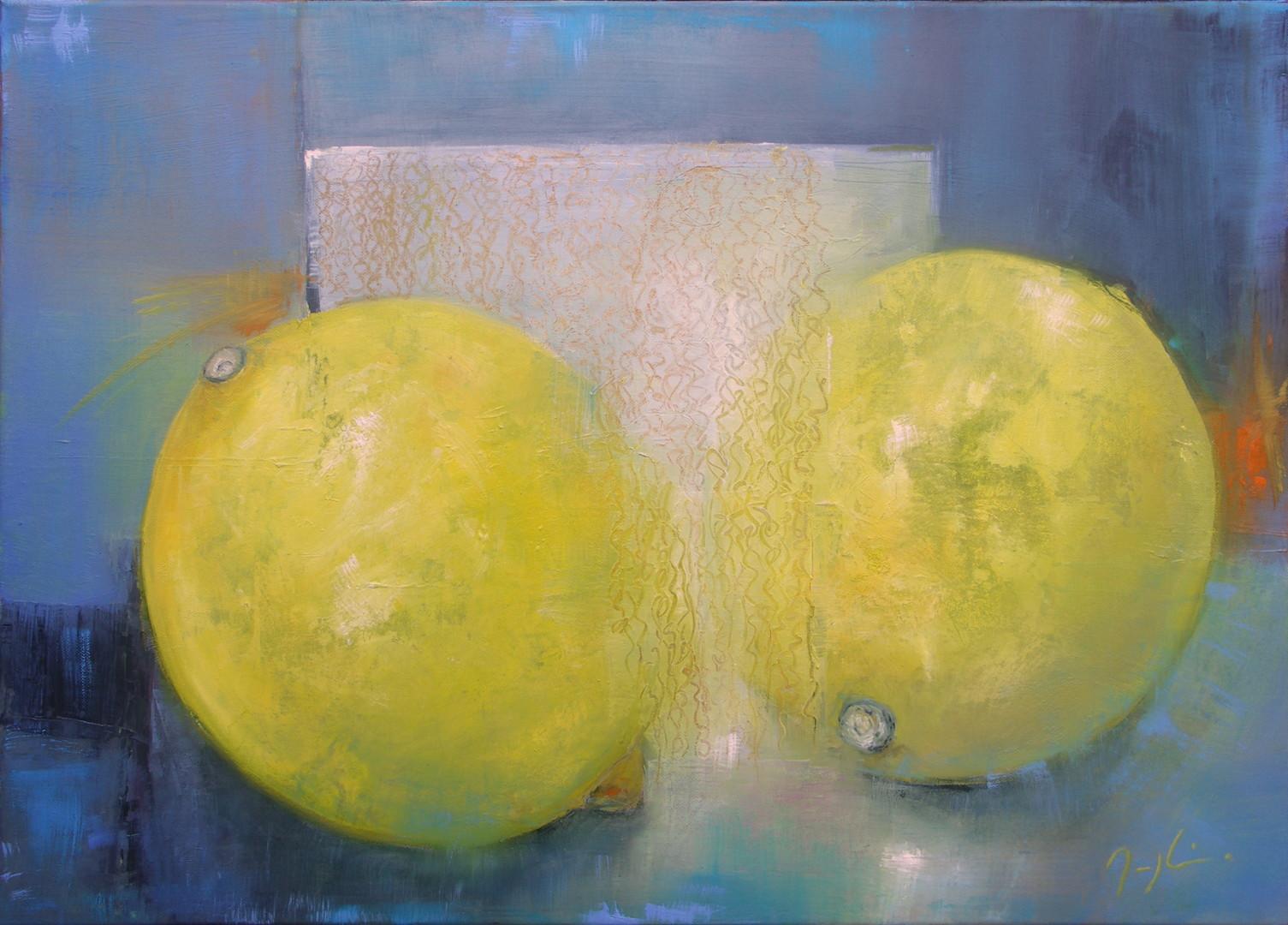 maryline mercier - Two Lemon