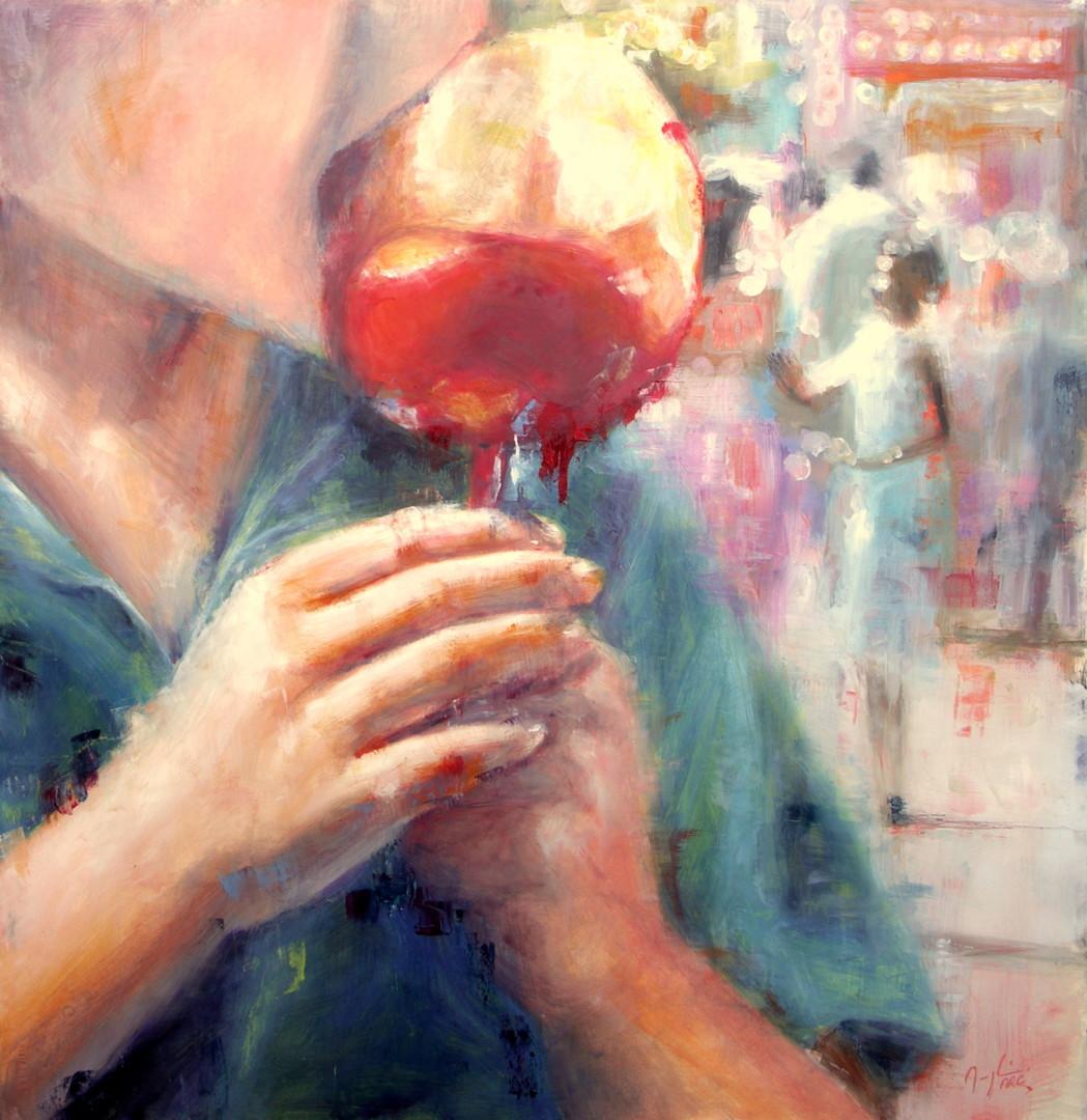 maryline mercier - Pomme d'Amour