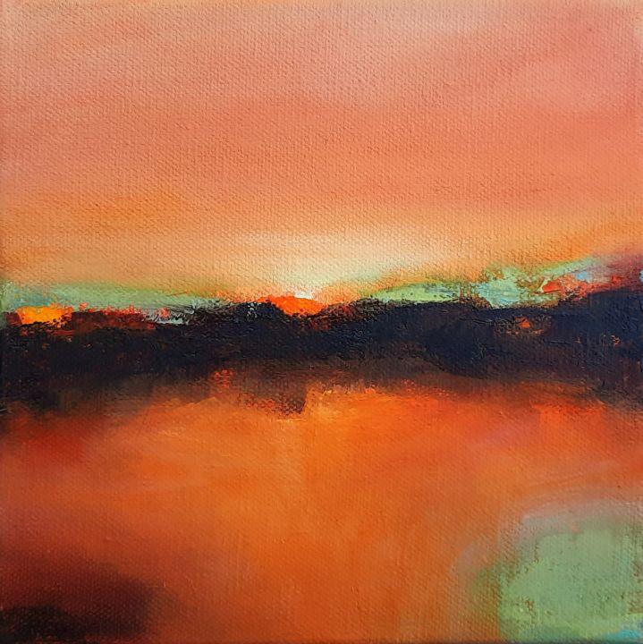 Color Memory-Mandarine-Pistache