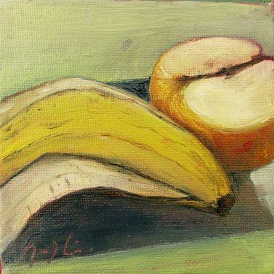 Pomme banane